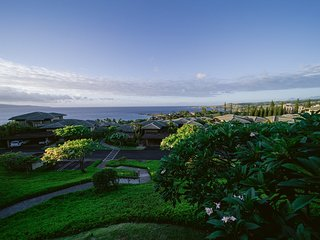 Kapalua Ridge Villa #1521 - Luxurious Ocean View 1 bedroom 2 bathroom