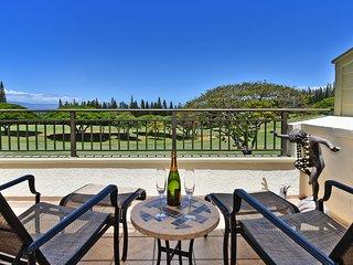 Luxury Suite at Kapalua Golf-Ocean & Mountain Views-KGV 16T1