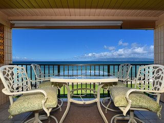 KA 205 Watch the Whales and Beautiful Sunsets from this Lanai