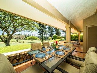 Kapalua Golf Villa 14 P7&8- Luxury 2 Bd 2 Ba Ocean and Golf Course views
