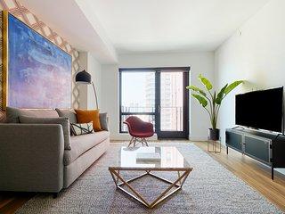Sonder | Shift Apartments | Bright 1BR + Balcony