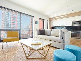 Sonder | Shift Apartments | Vibrant 1BR + Balcony