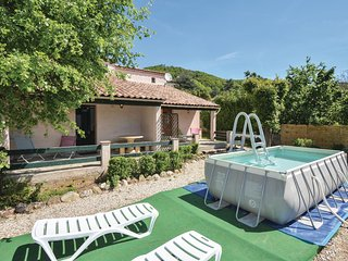 Awesome home in Revety-Bessèges w/ WiFi, 1 Bedrooms and Outdoor swimming pool (