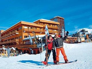 Appartement fonctionnel au centre de la station | Accès ski aux pieds + hammam !