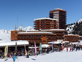Super endroit ! Appartement fonctionnel au centre, ski aux pieds