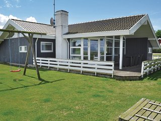 Beautiful home in Nordborg w/ Sauna, WiFi and 3 Bedrooms