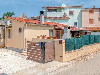 Amazing home in Jadreski w/ WiFi, Outdoor swimming pool and 1 Bedrooms (CIP704)