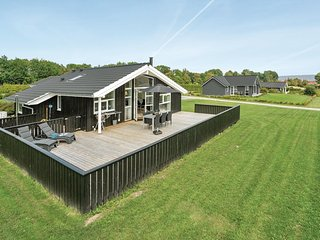 Stunning home in Sydals w/ Sauna, WiFi and 3 Bedrooms (F09391)