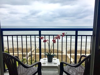 Absolutely Adorable Oceanfront Suite at Boardwalk