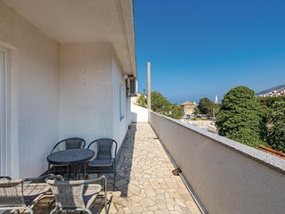Beautiful home in Senj w/ WiFi and 3 Bedrooms