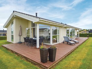 Stunning home in Haderslev w/ Sauna, WiFi and 3 Bedrooms (C2144)