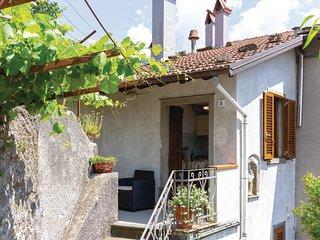 Nice home in Bagni di Lucca LU w/ 1 Bedrooms (ITL107)