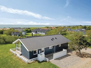 Awesome home in Vestervig w/ Sauna, WiFi and 3 Bedrooms (A6230)