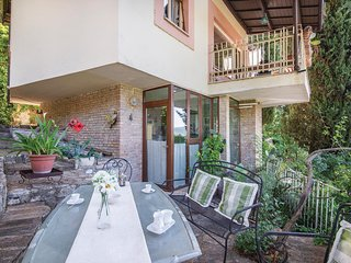 Beautiful home in Piediluco w/ WiFi and 2 Bedrooms (IUS278)