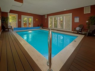 Ultimate Family Vacation Cabin - Indoor Pool, Theater, Game Room