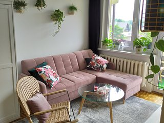 Apartment full of flowers in the center - 3 minute walk to Krupowki