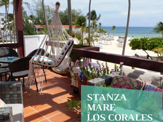 Spectacular Ocean Views. Condo On The Bavaro Beach. Los Corales. Dr