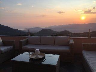 Villa vue mer independante Corse du Sud / Golfe de Valinco 6 a 7 personnes