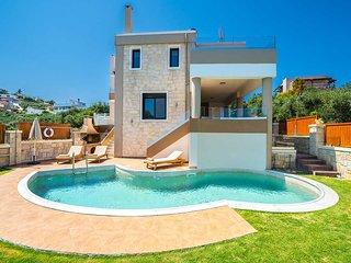 Dimitrios Seaview Villa, Marathokefala Chania