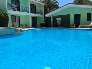 Resourceful Place! 2 bedroom 2 story condo in Playas del Coco.
