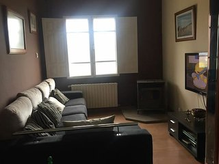 Spacious house in Sarria & Wifi