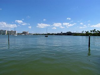 Waterfront, Walkable, & Affordable Family Retreat Steps to Madeira Beach!