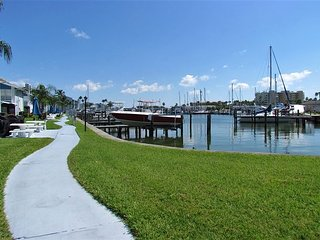 Waterfront & Updated Madeira Beach Ground Floor Condo- Booking Summer Now!