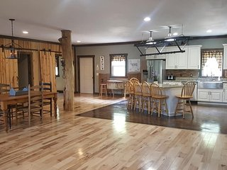 Gorgeous Lodge in Sugar Grove