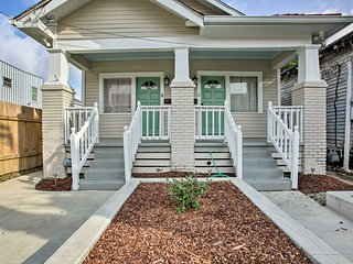 NEW! Uptown New Orleans Home, Walk to Magazine St!