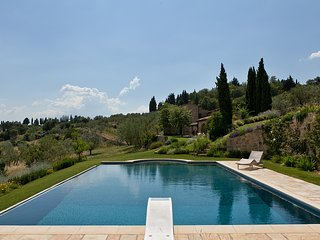 Beautiful Tuscan farmhouse in the heart of Chianti