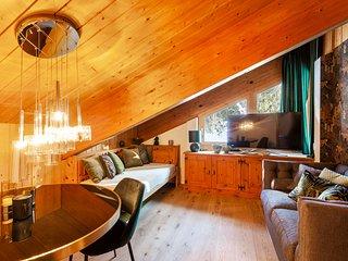 Apartment Leopardo near St. Moritz