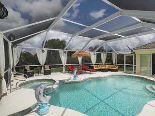 The Oasis-3/2 Pool Home