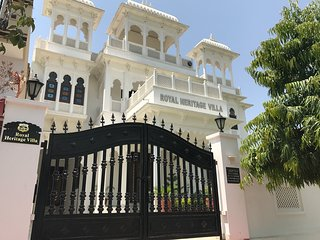 ROYAL HERITAGE VILLA UDAIPUR (ENTIRE VILLA)