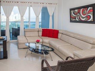 Unik Apartment 1601 Edificio Poseidon del Caribe