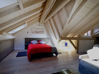 The Attic - ideally located in the old town