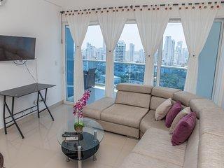 Unik Apartment 1701 Edificio Poseidon del Caribe