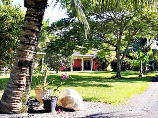 Ocean/Mountain View Cottage. Private Island Retreat. New Listing. Great Rates.