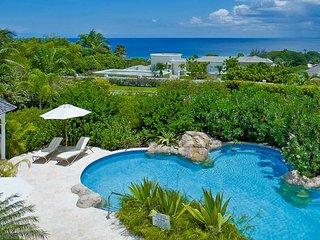 Villa Calliaqua   Ocean View - Located in Wonderful Saint James with Private Po