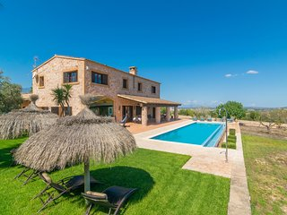 ES TURONET - Villa for 10 people in Manacor
