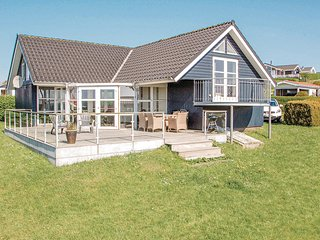 Nice home in Hejls w/ WiFi and 2 Bedrooms