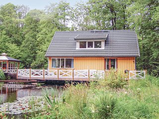 Nice home in Orkellunga w/ WiFi and 1 Bedrooms (S01203)