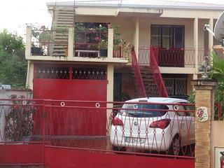Amazing apartment with balcony