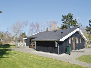 Nice home in Rødby w/ Sauna, WiFi and 3 Bedrooms (K10475)