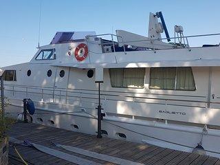 Stanza privata in yacht