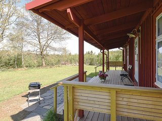 Beautiful home in hindås w/ WiFi and 1 Bedrooms