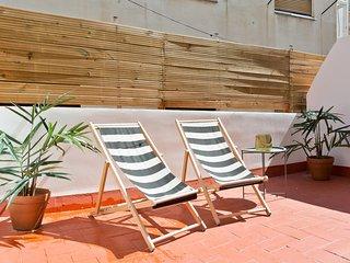 Olala Urban Chill Flat ENT4 I Balcony
