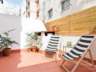 Olala Urban Chill Flat ENT1 I Balcony