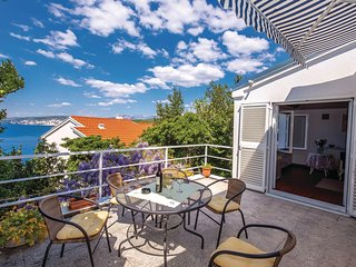 Awesome home in Kraljevica w/ 2 Bedrooms and WiFi (CKA124)