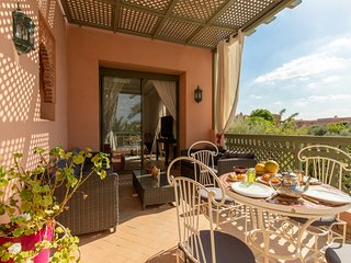 Penthouse in Palm Grove Village by BNB-KEYS MARRAKECH -3 rooms, 3 terraces, pool