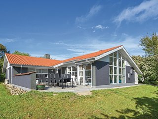 Amazing home in Vestervig w/ Sauna, WiFi and 4 Bedrooms (A6215)